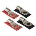 Inel terminal AURA ACN R518/4 , 50mm2 (0AWG), 4buc/set