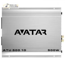 Amplificator auto Avatar ATU 500.1D, 1 canal, 500W Amplificatoare auto
