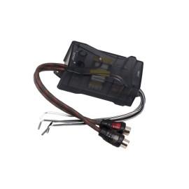 Adaptor Hi / Low AURA RHL-2202, 2 canale