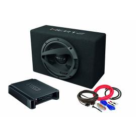 Pachet Subwoofer auto Hertz DBX 30.3 + Amplificator Hertz HCP 2 + Kit de cabluri complet Subwoofere Auto