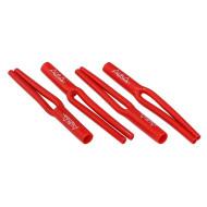 TRESA PVC AURA PENTRU CABLU RCA,  RCA Y09R Kituri de cablu