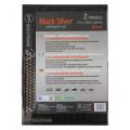 Insonorizant Premium auto STP Black Silver Speaker Kit, 1,8mm, 0,2m2