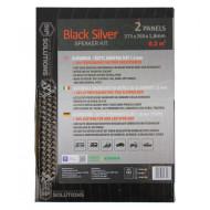 Insonorizant Premium auto STP Black Silver Speaker Kit, 1,8mm, 0,2m2 Insonorizant Auto