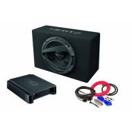 Pachet Subwoofer auto Hertz DBX 25.3 + Amplificator Hertz HCP 2 + Kit de cabluri complet Subwoofere Auto