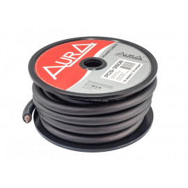 Cablu alimentare AURA PCS 350B, 50mm2 (1 / 0AWG), 10M/rola Kituri de cablu