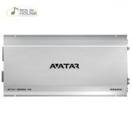 Amplificator auto Avatar ATU 3500.1D, 1 canal, 3500W Amplificatoare auto