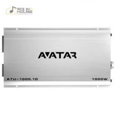 Amplificator auto Avatar ATU 1000.1D, 1 canal, 1000W Amplificatoare auto
