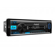 Player auto Aura AMH 600BT, 1 DIN, fata detasabila  MP3 Player Auto