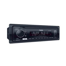 Player auto Aura AMH 77DSP Black Edition, 1 DIN, 4x61W