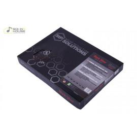 Insonorizant Premium auto STP Black Silver Bulk Pack, 1,8mm, 4,5m2