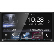 Unitate multimedia 2 DIN cu  Bluetooth, USB si AUX KENWOOD DMX-7017BTS DVD Player Auto