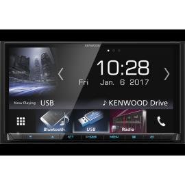 Unitate multimedia 2 DIN cu  Bluetooth, USB si AUX KENWOOD DMX-7017BTS DVD Player Auto