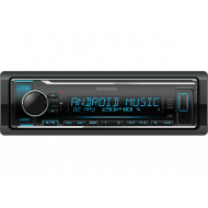 Radio USB Kenwood KMM-124  MP3 Player Auto