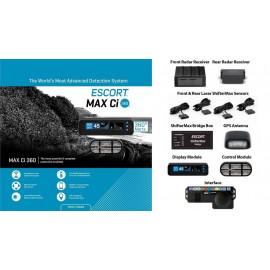 Detector Radar Escort MAX CI INTL