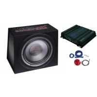 Pachet Mac Audio Mac Audio Edition BS30 Amplificator Crunch