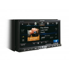 SISTEM MULTIMEDIA 2DIN  ALPINE INE-W987D  DVD Player Auto