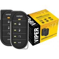 Sistem de securitate auto cu pornire motor, Viper 5806V  Alarme auto