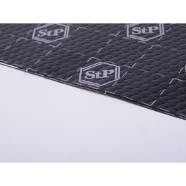 STP Black Silver Speaker Kit Insonorizant Auto