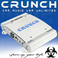 Amplificator auto Crunch GTI 2100 Amplificatoare auto