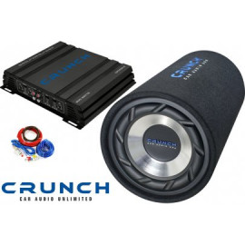 Pachet subwoofer Crunch Junior Tube Pack 300 Subwoofere Auto