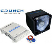 Pachet subwoofer Crunch Performance BP Pack 200