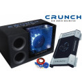 Pachet subwoofer Crunch Premium 500 BP Pack