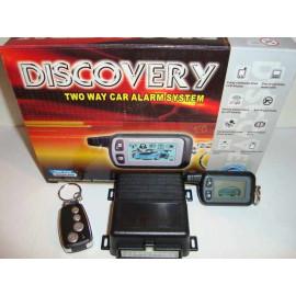 Alarma Auto Discovery  AS 500 Discovery
