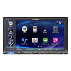 DVD Alpine ICS-X8 Alpine