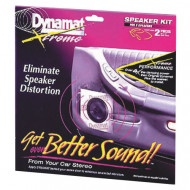 Dynamat Xtreme Speaker Pack Insonorizant Auto