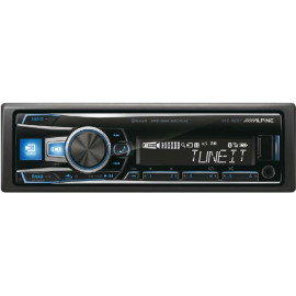 Radio cu Bluetooth Alpine UTE-92 BT