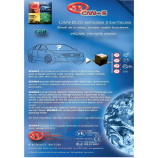 Modul Can ICB-Speed Puls Taxi Modul ICB-TAXI