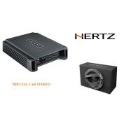 Pachet Hertz DBX 30.3+Amplificator HCP2